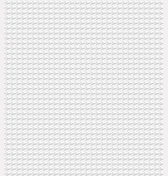 seamless texture white geometric patterned vector image vector image