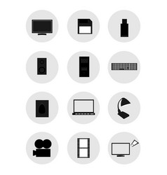 Iconstechnology vector