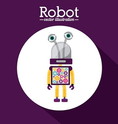 Robot design vector