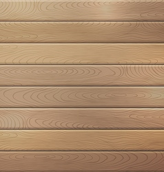 Oak wood plank background vector
