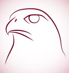 falcone vector image