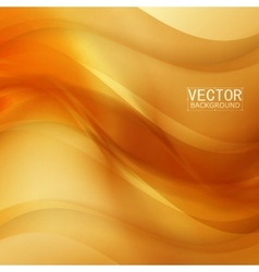 Beautiful gold satin vector