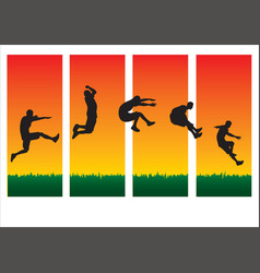Jumping sequence vector