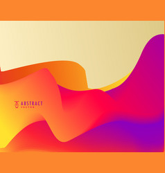 Stylish vibrant colorful background wallpaper vector