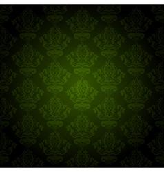 green wallpaper vector image vector image