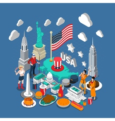 Usa concept composition vector