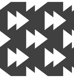 multimedia control web icon flat design Seamless vector image
