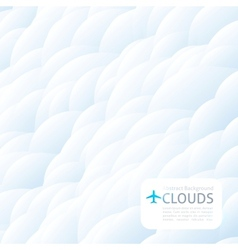 clouds texture vector image