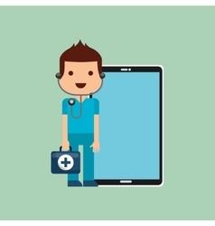 Healthcare medical medicine vector