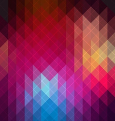 Spectrum abstract geometric pattern vector