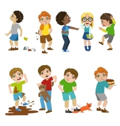 Mean children vector