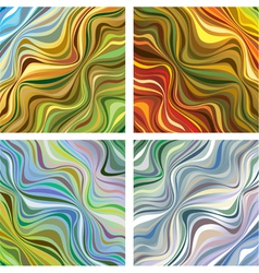 abstract textures vector image vector image