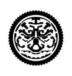 Polynesian tattoo vector