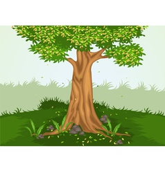 Tree and nature vector