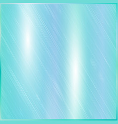 Abstract textured blue metal background image vector