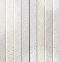 Grey wood plank background vector