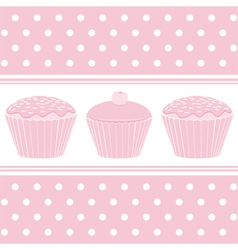 retro baking vector image