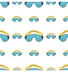 Climbing goggles background vector