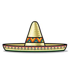 Sombrero1 vector image