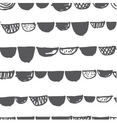 Fashionable seamless pattern design vector