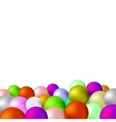 Colorful Spheres vector image