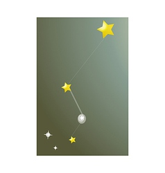 Icon constellation vector