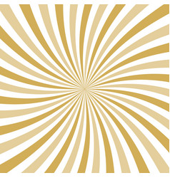 abstract radial sun burst background vector image