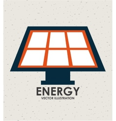 energy icon vector image