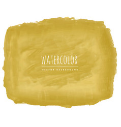 Real watercolor texture background vector