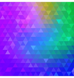 Colorful bright geometric background for your desi vector