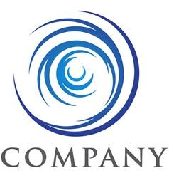 Swirl logo vector