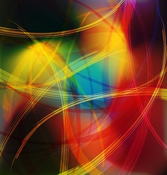 Colorful abstract backgrounds for decorate in your vector