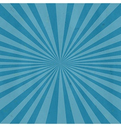 Retro burst background vector