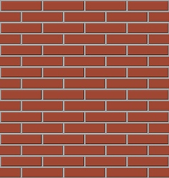 texture of the brick vector image