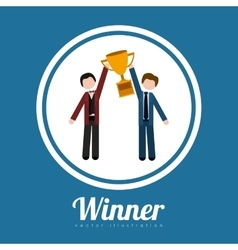 Winner design vector