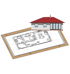 House proposal vector