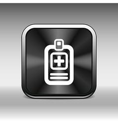 Medical records icon medical check health doctor vector