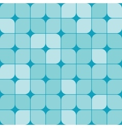 Seamless background of squares vector