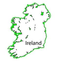 Ireland vector