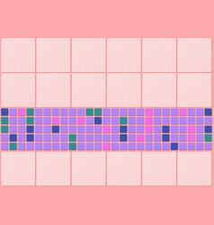 Tile vector