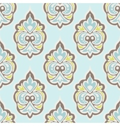 Abstract seamless vintage luxury ornamental vector