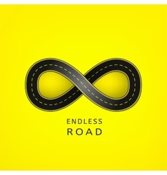 Endless road 03 a vector
