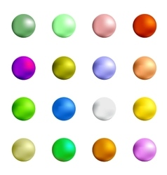 Colorful Gumball vector image