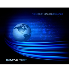 Business elegant abstract vector image