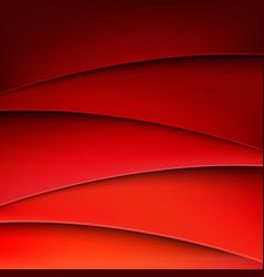 red backgrop vector image