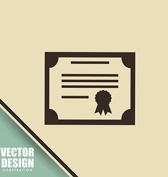 Education icon design vector