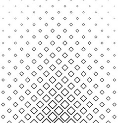 Abstract monochrome line square pattern vector