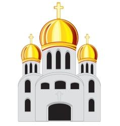 Building church vector