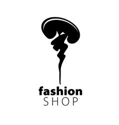 Logo girls vector