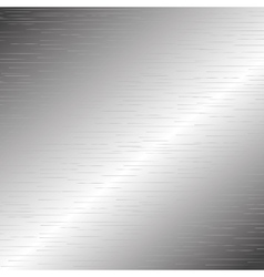 silver metallic background icon vector image